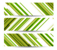 Abstract banner for your design Stock Image