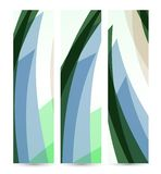 Abstract banner for your design, colorful digital Stock Images