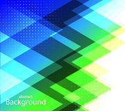 Abstract banners collection Royalty Free Stock Image
