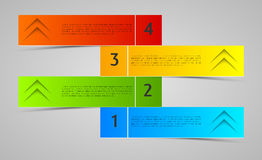 Abstract banners, tags, Stock Photos