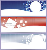 Abstract Banners Vector Background Stock Photos