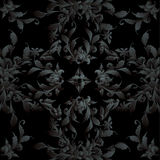 Abstract baroque design Stock Photo