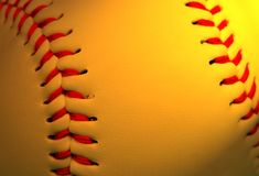 Abstract baseball background Royalty Free Stock Image