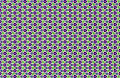 abstract Bead patterns background Royalty Free Stock Photography