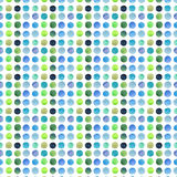 Abstract beautiful artistic tender wonderful transparent bright blue, green, herbal, navy, indigo, turquoise, ultramarine circles Stock Images