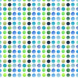 Abstract beautiful artistic tender wonderful transparent bright blue green herbal navy indigo, turquoise, ultramarine circles hori Royalty Free Stock Photos