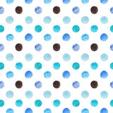 Abstract beautiful artistic tender wonderful transparent bright blue navy indigo turquoise ultramarine and chocolate circles diago Royalty Free Stock Photo