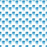 Abstract beautiful artistic tender wonderful transparent bright summer blue spots pattern watercolor hand illustration. Perfect for textile, wallpapers, and Stock Photos