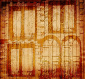 Abstract beautiful background in the style Royalty Free Stock Photography