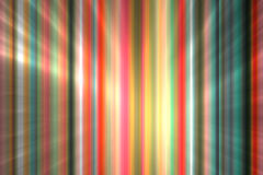 Abstract beautiful colorful lines background Stock Photography