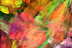 Abstract beautiful colorful lines background Royalty Free Stock Image
