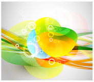 Abstract beautiful flower background Royalty Free Stock Images