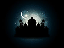 Abstract beautiful religious eid background Stock Photos