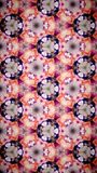 Abstract Beautify Flower bokeh pattern background. Royalty Free Stock Photography