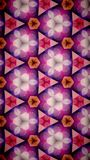 Abstract Beautify Flower bokeh pattern background. Royalty Free Stock Photo