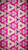 Abstract Beautify Flower bokeh pattern background. Stock Image