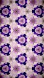 Abstract Beautify Flower bokeh pattern background. Royalty Free Stock Image
