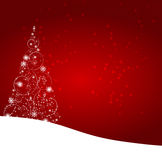 Abstract Beauty Christmas and New Year Background Royalty Free Stock Images
