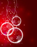 Abstract beauty Christmas and New Year background. This is file of EPS10 format stock illustration