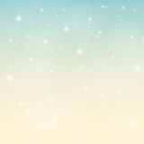 Abstract Beauty Christmas and New Year Background with Snow and Stock Images