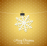Abstract beauty Christmas and New Year background. Royalty Free Stock Image