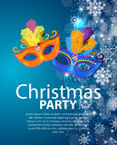 Abstract Beauty Merry Christmas and New Year Party Background  Stock Photos