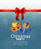 Abstract Beauty Merry Christmas and New Year Party Background  Stock Images