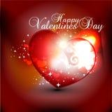 Beautyful heart background. Royalty Free Stock Photos