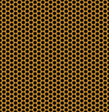 Abstract bee hive. Background vector Royalty Free Stock Photos