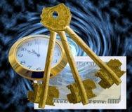 Abstract beeld Royalty-vrije Stock Afbeeldingen