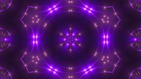 Abstract beeld van clublichten het 3d teruggeven Royalty-vrije Stock Fotografie