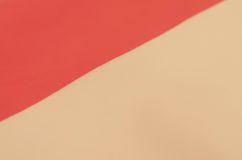Abstract beeld van een fragment van de vlag van Monaco Royalty-vrije Stock Afbeelding