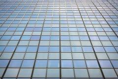 Abstract beeld van een modern gebouw Royalty-vrije Stock Afbeelding