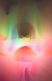 Abstract beeld van kleuren dynamische fractal Royalty-vrije Stock Afbeelding