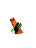 Abstract Beer Bottle Background Royalty Free Stock Photos
