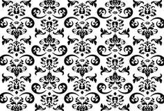 Abstract behangpatroon. Vector Royalty-vrije Stock Afbeelding