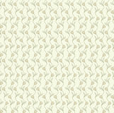 Abstract beige and brown floral geometric Seamless Stock Images