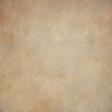Abstract beige hand-painted vintage background Stock Photo