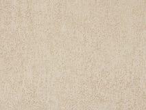 Abstract beige textuur als achtergrond en patroon van witte cementmuur Stock Afbeelding