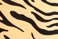 Abstract with Bengal tiger texture Stock Photos
