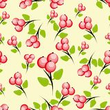 Abstract berry background Stock Images