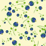 Abstract berry background Royalty Free Stock Photography