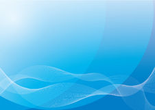 Abstract bg. Abstract background in blue color Royalty Free Stock Image