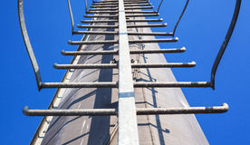 Abstract of Big Ladders Royalty Free Stock Images