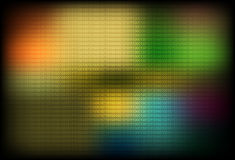 Abstract binary background Stock Photos