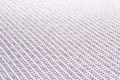 Abstract binary code Royalty Free Stock Image