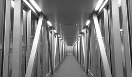 Abstract binnenland Stock Fotografie
