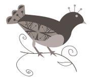 Abstract bird Royalty Free Stock Photo