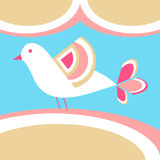 Abstract bird Stock Images