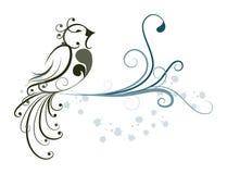 Abstract Bird Design Royalty Free Stock Image